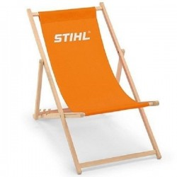 Chaise longue en bois STIHL 04643720000