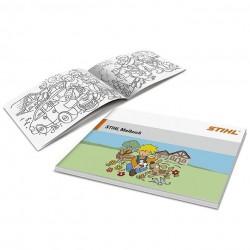 Livre de coloriage STIHL 04649240010